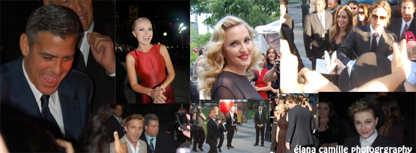 Celeb Photos I've Taken At TIFF (only a few...)