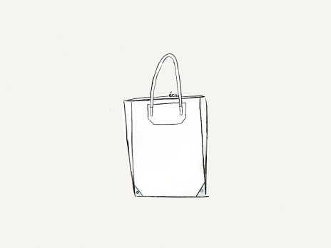 prisma tote, prisma tote alexander wang, tote, bag, alexander wang, alexanderwangxhm, h&m, h&m canada, h&m toronto, designer collaboration, designercollaboration, shopbop, shop bop, fashion illustration, fashion sketch, sketch, illustration, made with paper, madewithpaper, fiftythree, elanacamille, elana camille, blogger, fashion blogger, style blogger, style, fashion