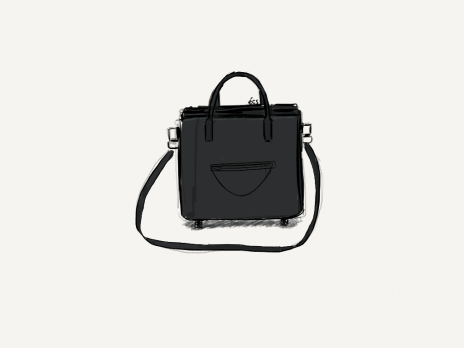 large chastity satchel, large chastity satchel alexander wang, satchel, bag, alexander wang, alexanderwangxhm, h&m, h&m canada, h&m toronto, designer collaboration, designercollaboration, shopbop, shop bop, fashion illustration, fashion sketch, sketch, illustration, made with paper, madewithpaper, fiftythree, elanacamille, elana camille, blogger, fashion blogger, style blogger, style, fashion