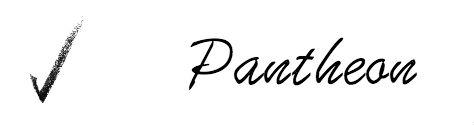 checkmark_pantheon