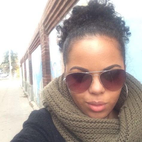 polar vortex, winter, Toronto, Toronto winter, ALDO, ALDO accessories, Toronto Fashion, aviators, curly hair, natural hair