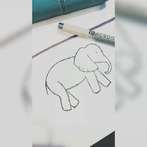 elephantsketch
