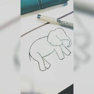 elephantsketch