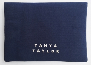 Canadian-born designer Tanya Taylor creates clutch inspired by Save the Elephants for World Elephant Day
