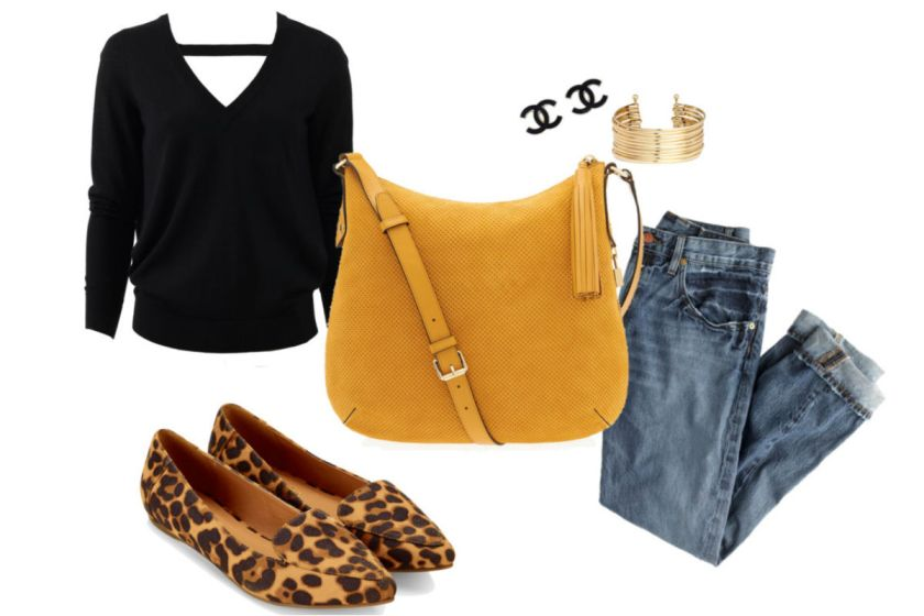 Michael Kors, J. Crew, Accessorize, Henri Bendel, Hobo Messenger, Chanel Earrings, H&M, fashion blogger, blogger, style blogger, outfit posts, outfit inspiration