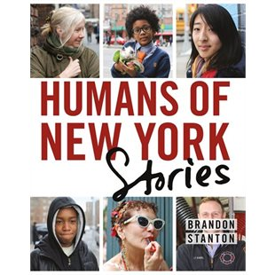 hony-book, humans of new york, HONY, new york, brandon stanton, valentines day gift, valentines day gift idea